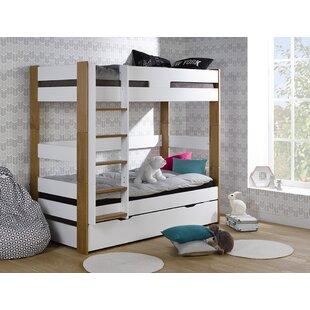 Low Price Scandi Single Bunk Bed