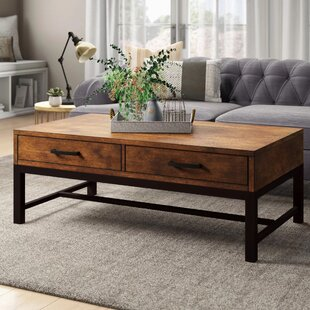 Grenadille Rectangular Coffee Table