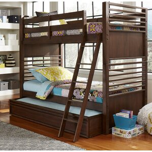 Schuster Complete Bunk Bed with Trundle by Brayden Studio