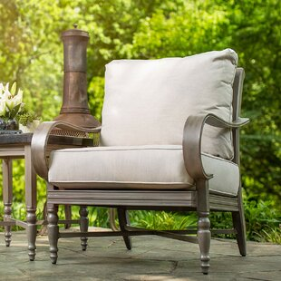 Saylor Patio Chair Seating Group with Cushion