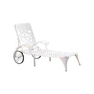 Astoria Grand Van Glider Chaise Lounge (Set of 2)