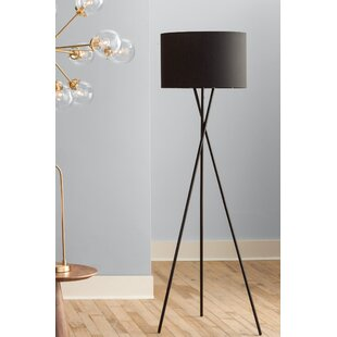 Modern contemporary overarching floor lamp allmodern save aloadofball Image collections