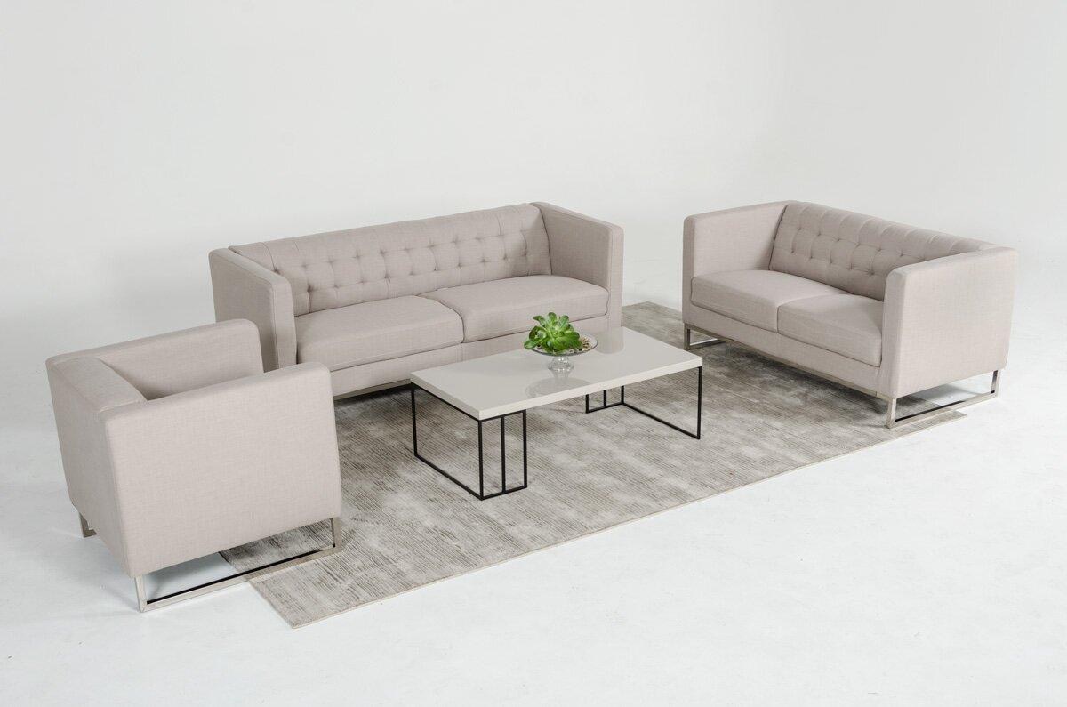 Alsatia 3 Piece Living Room Set Part 59