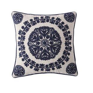 Tosha Medallion Throw Pillow Cover