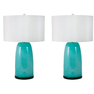 Eddleman Blown 28 Table Lamp (Set of 2)