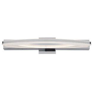 Macey 1-Light LED Bath Bar by Orren Ellis