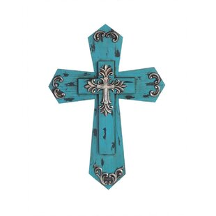 Wooden Cross Wall Decor Wayfair