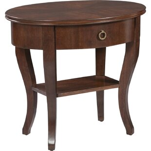 Grandview End Table with Storage