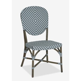 Patillo Patio Dining Chair by Bloomsbury Market Today Sale Only