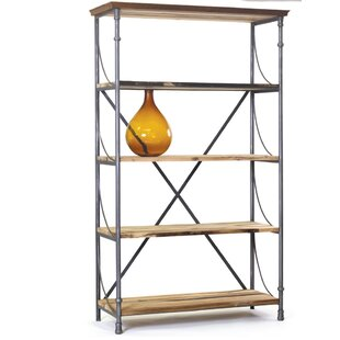 Rivas Etagere Bookcase by Gracie Oaks No Copoun