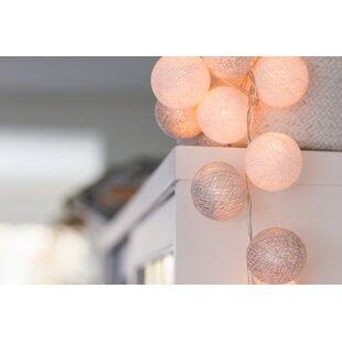 Faustine Lantern String Lights By The Seasonal Aisle
