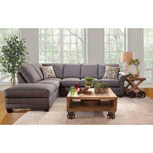 Galena Serta Sectional  sc 1 st  Joss u0026 Main : traditional sectional sofas - Sectionals, Sofas & Couches