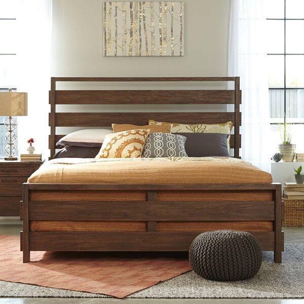 panama jack driftwood panel bed reviews wayfair - Driftwood Bed Frame
