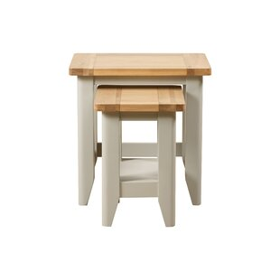 Helaine 2 Piece Nest Of Tables By Brambly Cottage
