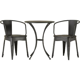 Modern Outdoor Bistro Tables AllModern - Commercial outdoor bistro table and chairs