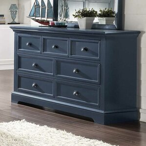 Ardie 7 Drawer Youth Dresser by Longshore Tides