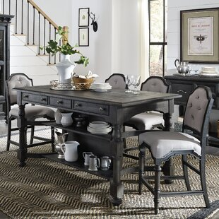 Alona 5 Piece Pub Table Set by..