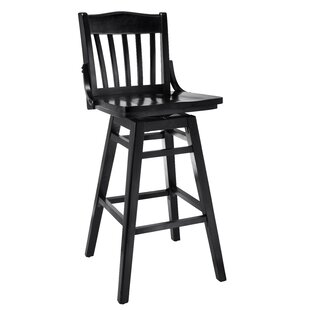 Best Reviews Kershaw 30 Swivel Bar Stool By Alcott Hill