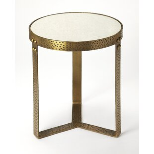 Nahua End Table by World Menagerie