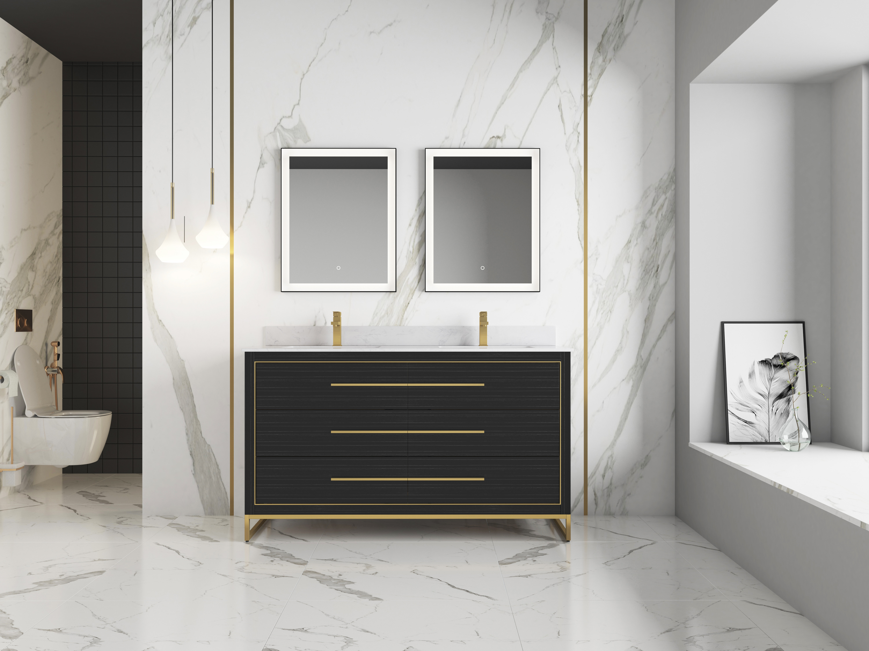 Glam Bathroom Vanities You Ll Love In 2021 Wayfair