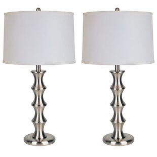 Bartett 29 Table Lamp (Set Of 2) by Bay Isle Home New