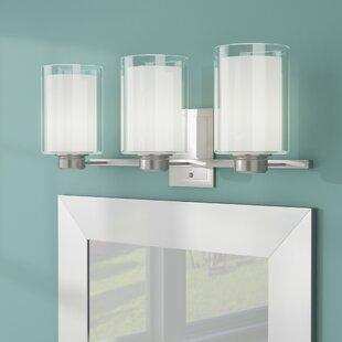 Zipcode Design Craig 3-Light Vanity Light