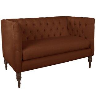 Tufted Settee by Wayfair Custom Upholstery™