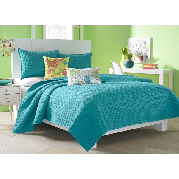 Mercury Row Brott Coverlet & Reviews by Mercury Row