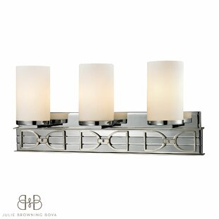 Winston Porter University Place 3-Light Vanity Light