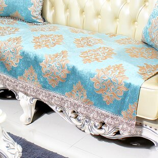 European Sofa Slipcover by Astoria Grand