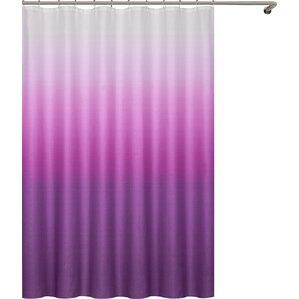 Purple Shower Curtains You\'ll Love   Wayfair