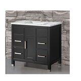 Peralez Modern 36 Single Bathroom Vanity Set by Brayden Studio®