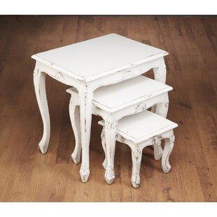 Buy luxury Hamden 3 Piece Nesting Table by Ophelia & Co.