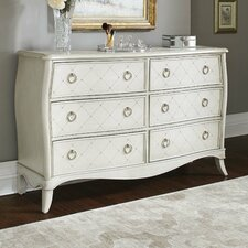 Brayan 6 Drawer Dresser by Harriet Bee