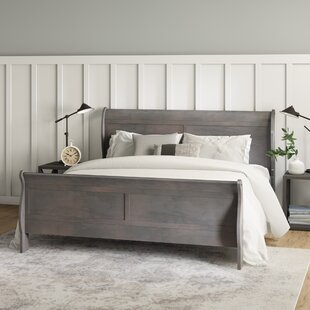 Guffey King Sleigh Bed
