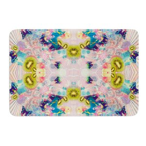 Kaleidoscope by Danii Pollehn Bath Mat