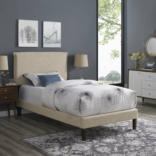 Wrought Studio Craighead Upholstered Platform Bed