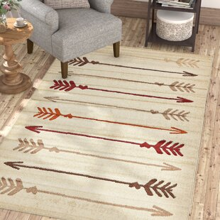 Picabo Beige Area Rug by Laurel Foundry Modern Farmhouse