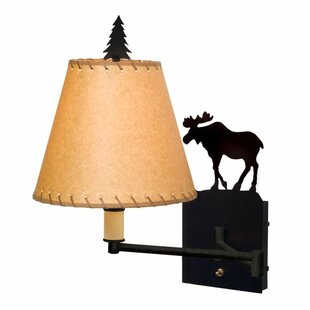 Steel Partners Moose Swing Arm Lamp