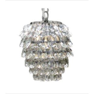 Jules 1-Light Crystal Pend..