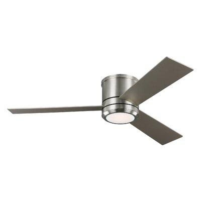 Brayden Studio 56 Lampsacus 3 Blade LED Ceiling Fan
