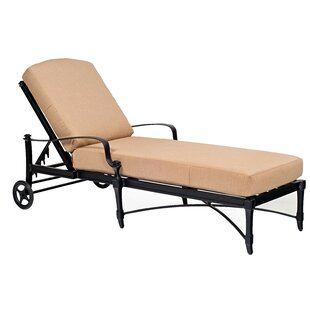 Woodard Isla Adjustable Chaise..
