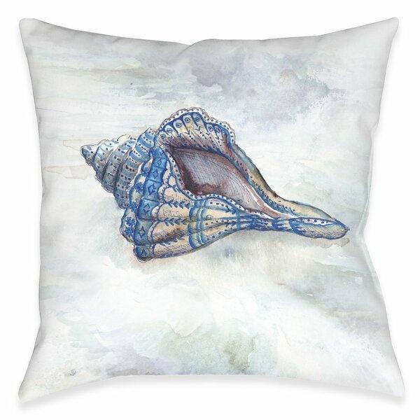 Conch Shell Pillow Wayfair
