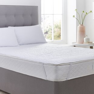 Quilted Hypoallergenic Mattress Protector By Silentnight