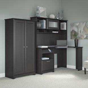 Hillsdale 3-Piece L-Shape Desk Office Suite by Red Barrel Studio
