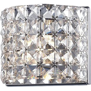 Lecia 1-Light Bath Sconce by M..