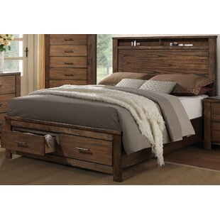 Zoey Storage Platform Bed