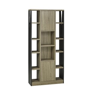 Multi-Tier Standard Bookcase by Brassex