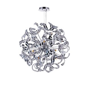 Wrought Studio Fritz 14-Light Sputnik Chandelier