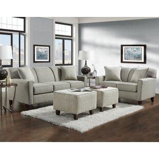 Latitude Run Holthaus 2 Piece Living Room..